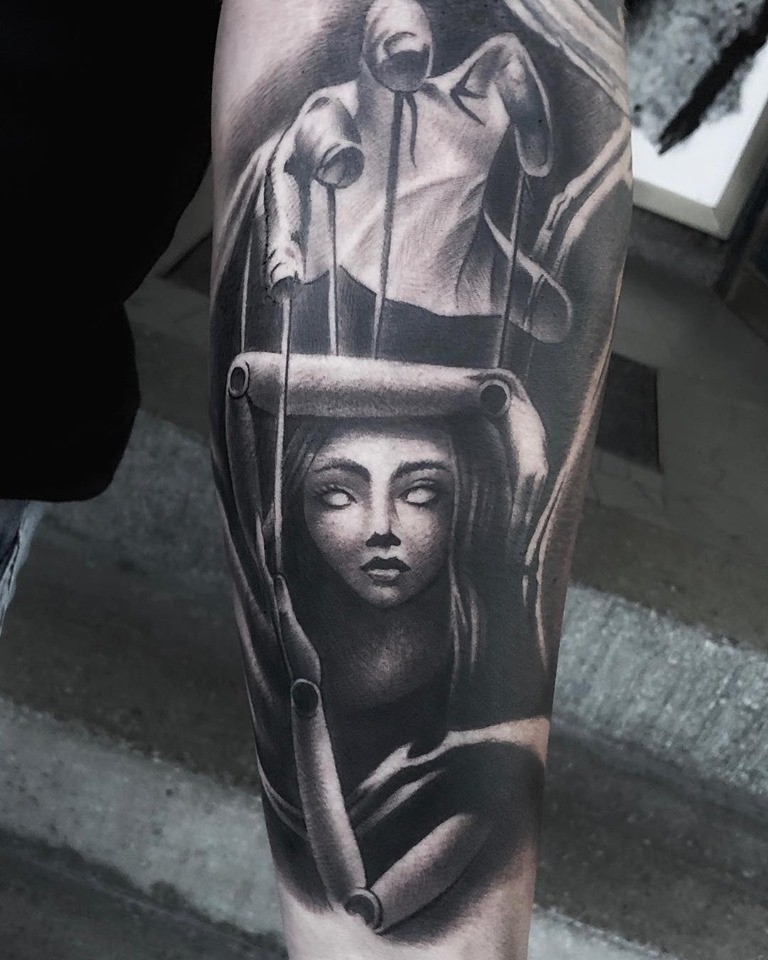 Next Level Tattoos Costi - Vlad Boicu