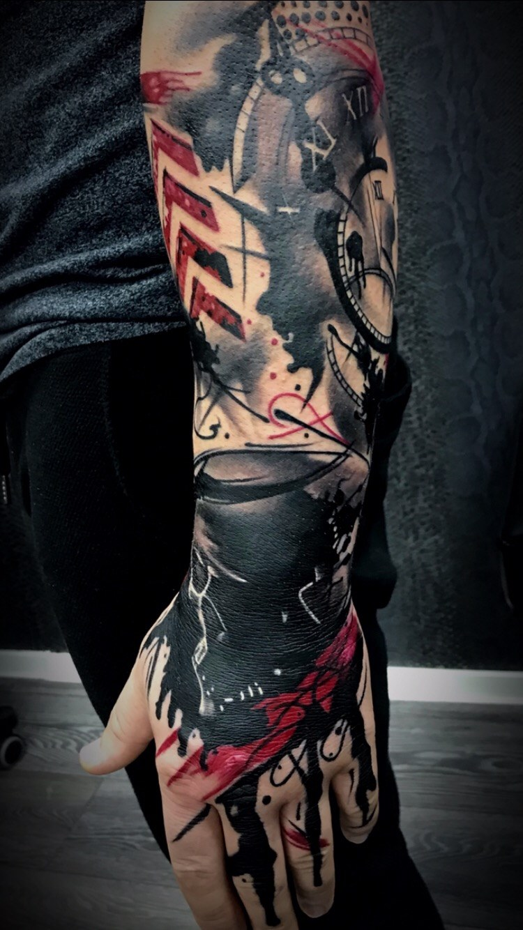 Next Level Tattoos Costi - Vesa Catalin (Kello)