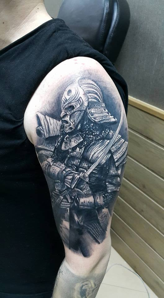 Next Level Tattoos Costi - Marius Constantin