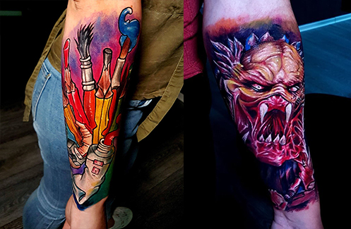 Next Level Tattoos Costi - Tatuaje